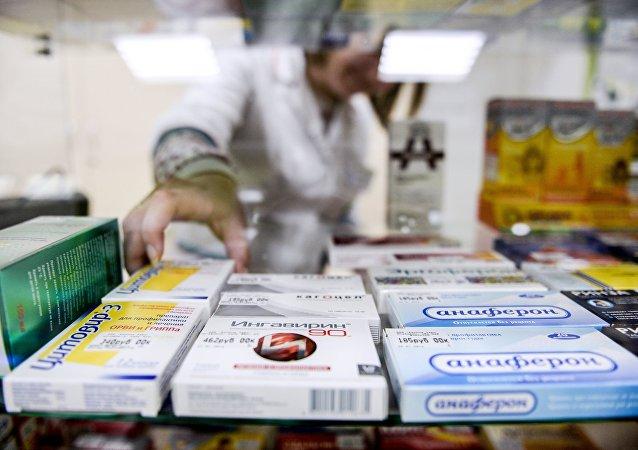 俄总防疫师:俄爆发乙型流感和上呼吸道感染浪潮