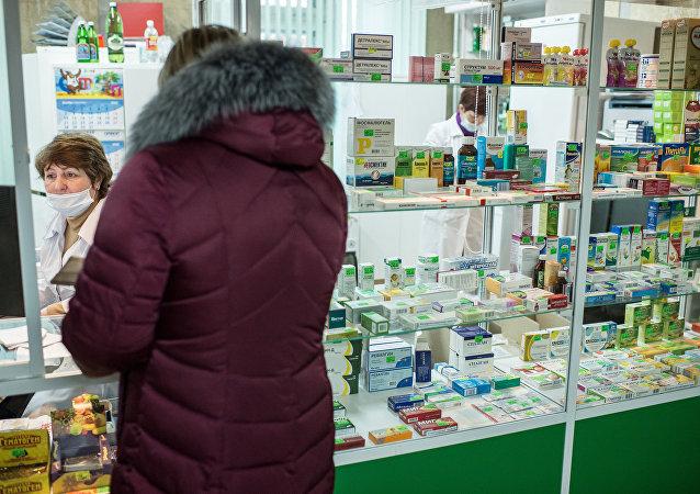 俄急性呼吸道病毒感染和流感发病率居高不下