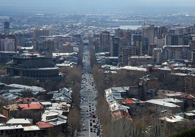 亚美尼亚外交部:该国有意成为上合组织对话伙伴