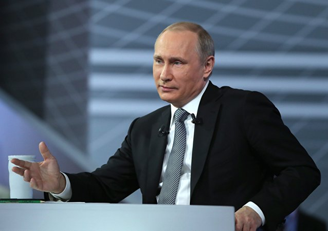 普京:俄方將支持巴勒斯坦調解中東局勢的努力