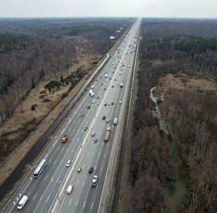 2018年春预计将试运行连云港至圣彼得堡道路运输