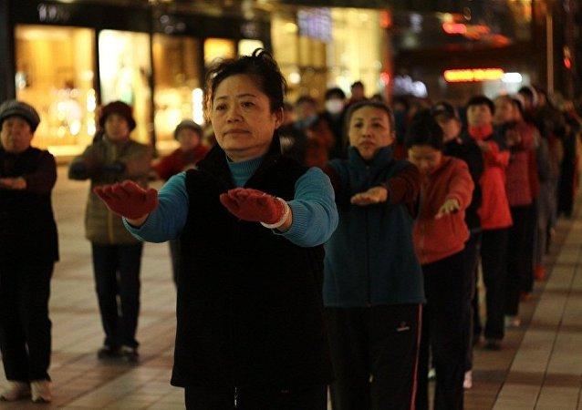 中国大妈获邀赴加拿大表演广场舞 加强两国文化交流