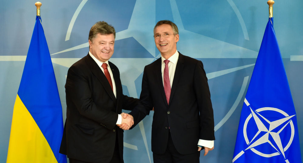 盖洛普数据推翻波罗申科有关乌克兰人支持北约的说法