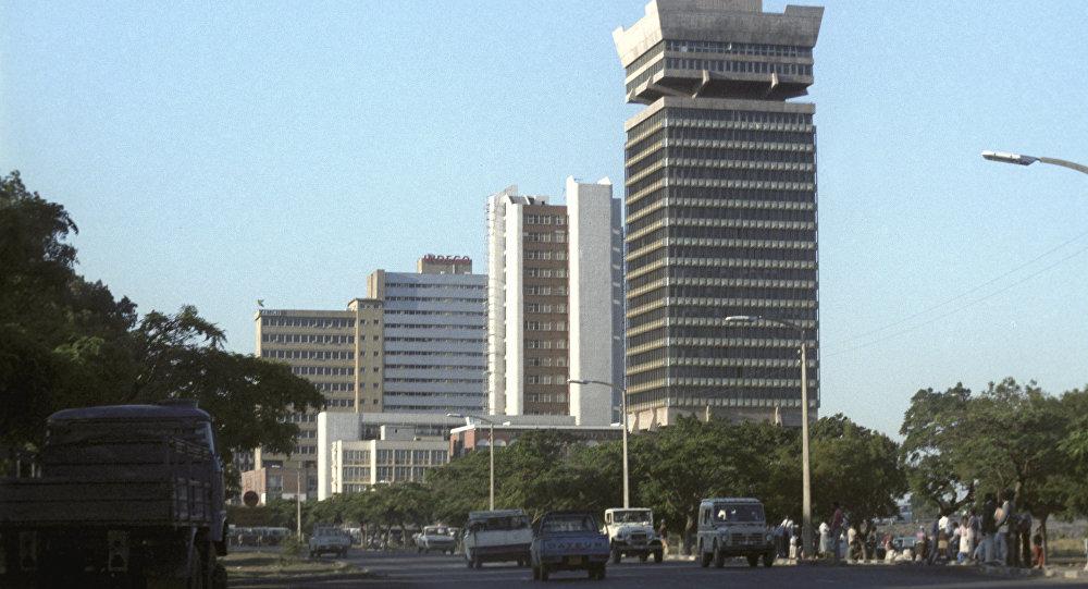 盧薩卡 , 贊比亞