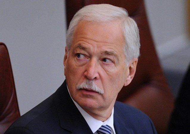 普京:格雷兹洛夫调离俄联邦安全会议后将着力调解顿巴斯局势