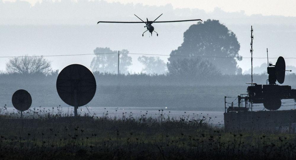 印無人飛行器侵中方領空墜毀