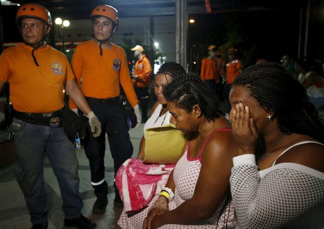 厄瓜多尔地震死亡人数升至413人