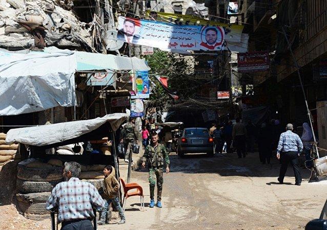叙利亚危机