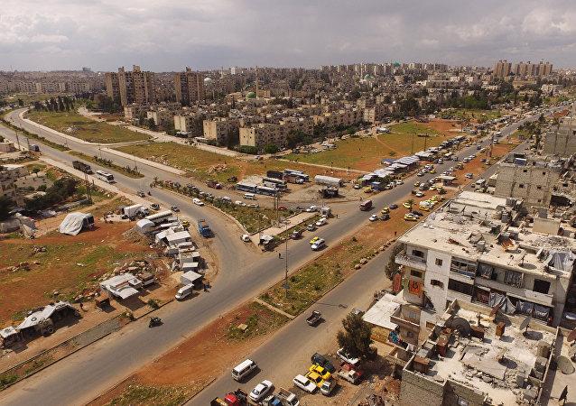 俄国防部:阿勒颇行动纯属人道主义行动