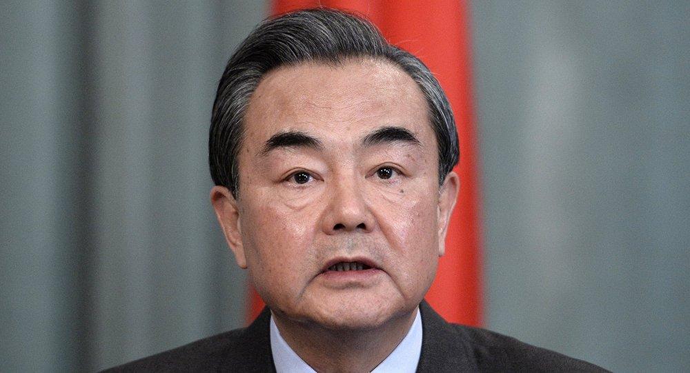 中国外长:解决发展问题选项只有合作