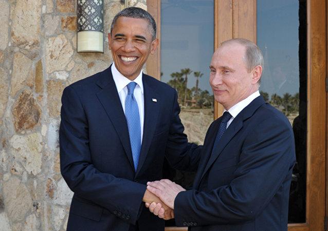 奥巴马亲自提议普京在G20峰会平台上会晤