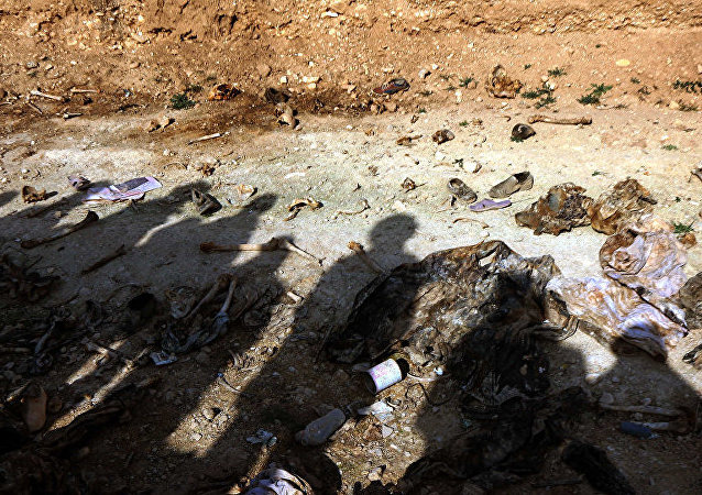 """叙利亚军队最后一次建议""""达伊沙""""的武装分子缴械投降"""