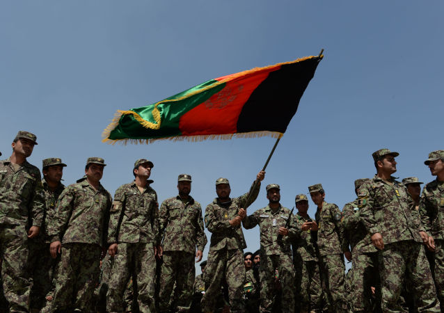阿富汗军方
