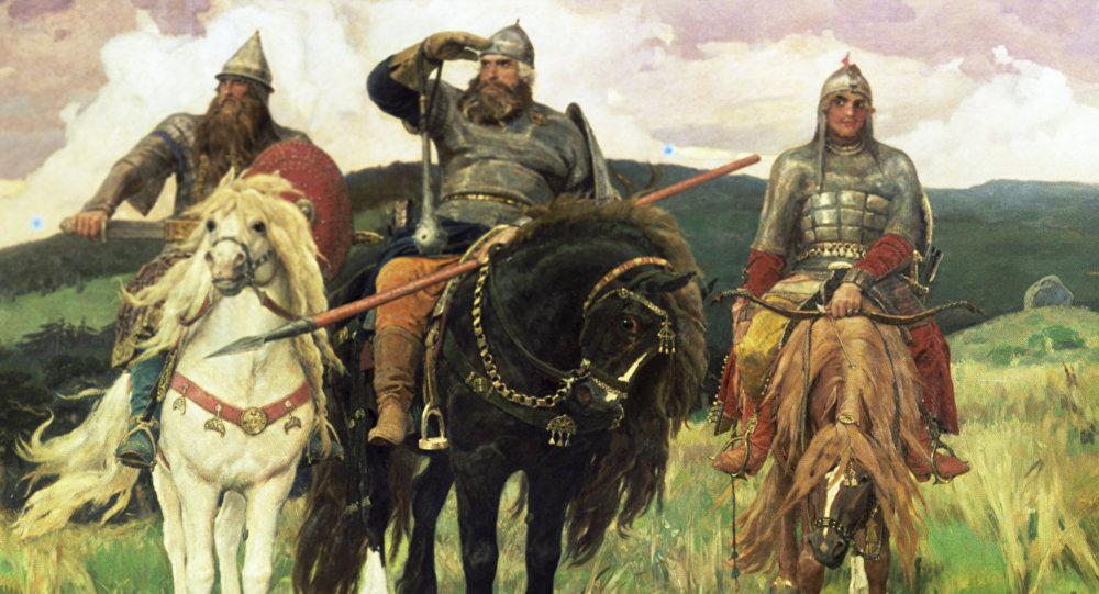 迪斯尼将拍摄俄罗斯勇士童话影片