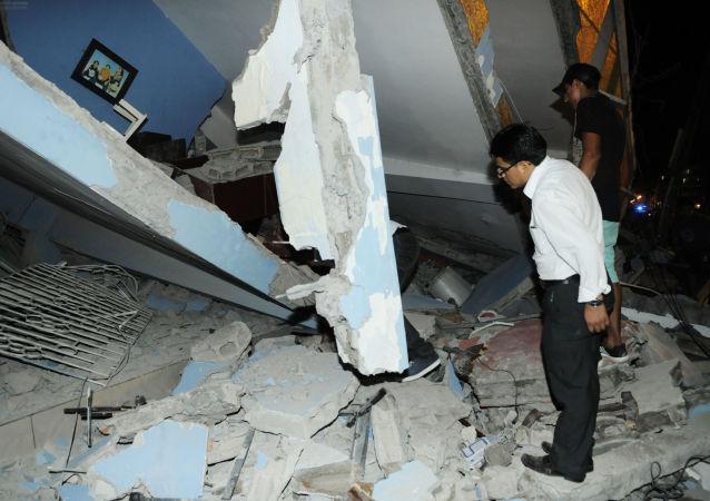 厄瓜多尔地震