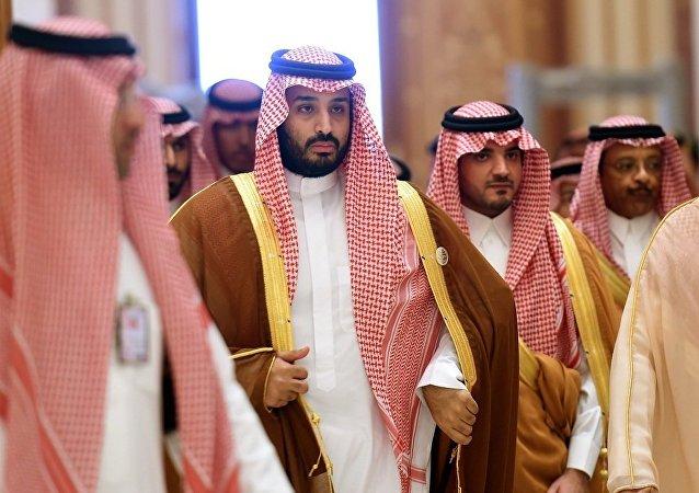 沙特副王储兼国防大臣穆罕默德·本·萨勒曼