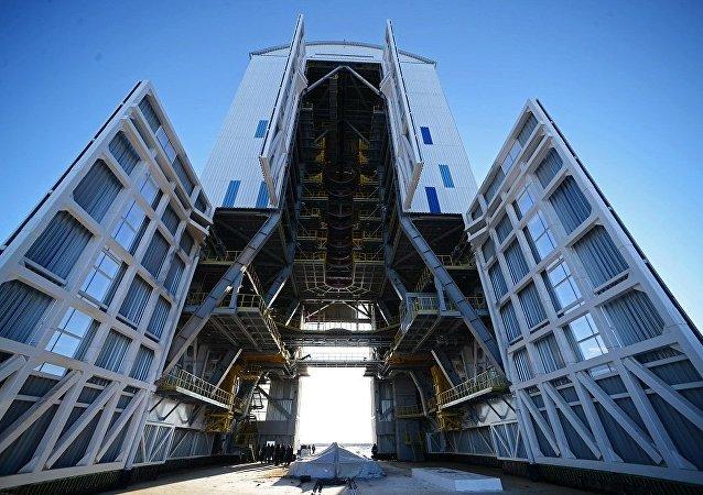 俄航天集团:中国对俄东方航天发射场感兴趣 将关注首次发射任务
