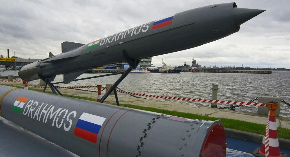 俄印合制布拉莫斯导弹首份出口合同将于2016年底前签署
