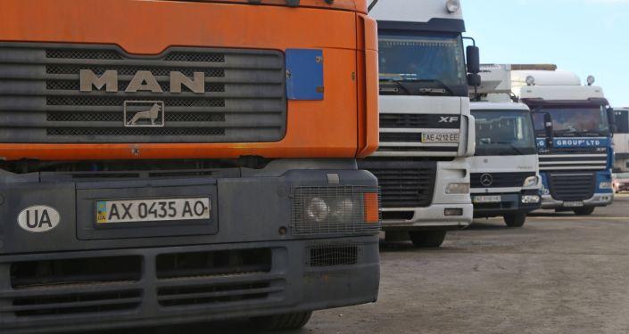 俄经济发展部:乌克兰在世贸组织就限制其货物中转的申诉毫无前景