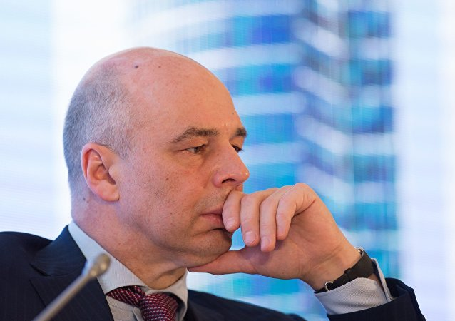俄财政部:俄2017年预算净负债将上升三倍