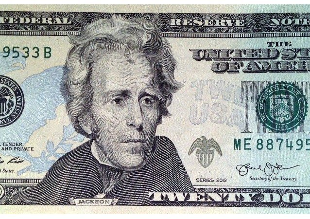 媒体:20美元纸币换肖像 女废奴运动家塔布曼将取代杰斐逊