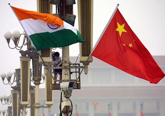 中方注意到印方积极表态 愿与印方一道推进互利合作