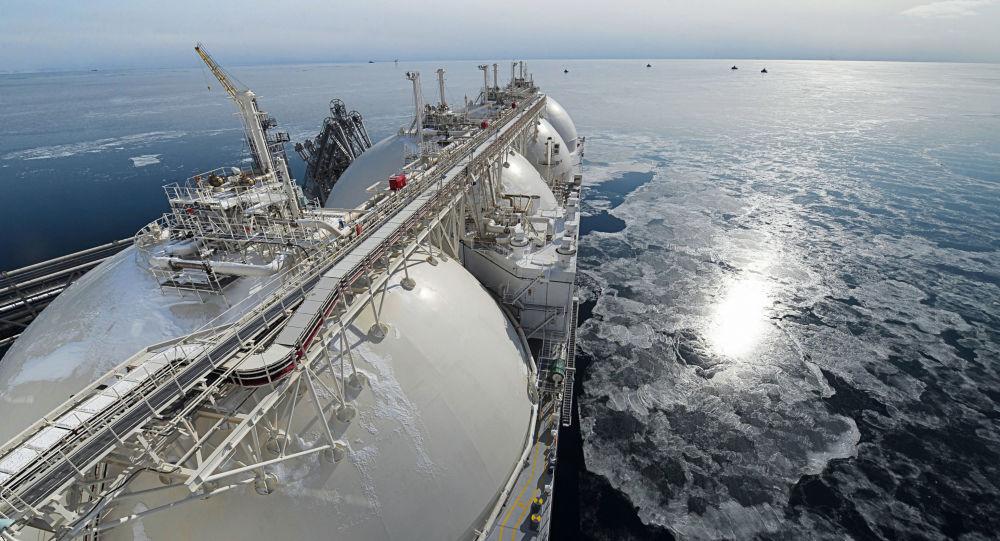 俄拟在远东建设面向亚太市场的液化气中转站