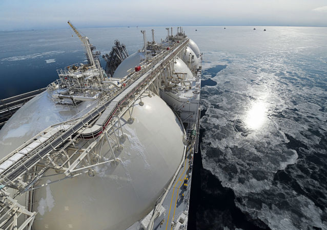 液化天然气载运船