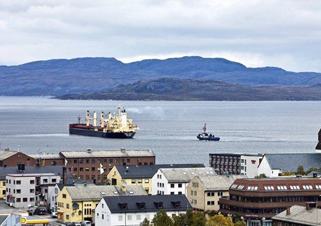 中國擬發展經過北極的海上貿易新航線