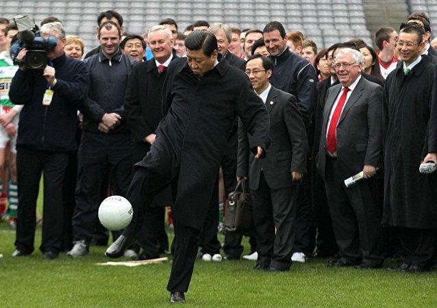 主办世界杯是中国的梦想