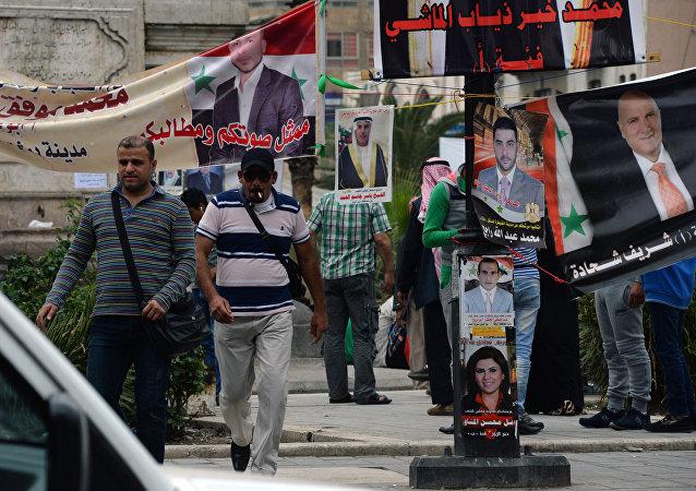 叙利亚总理:将在全民就宪法公投后举行叙新议会选举