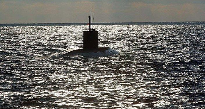 媒体:俄海军2018年将接装新型科研潜艇