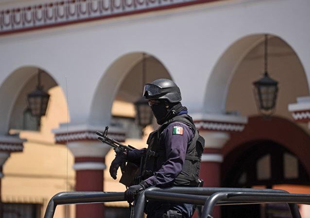 墨西哥上周末两名市长接连遇害
