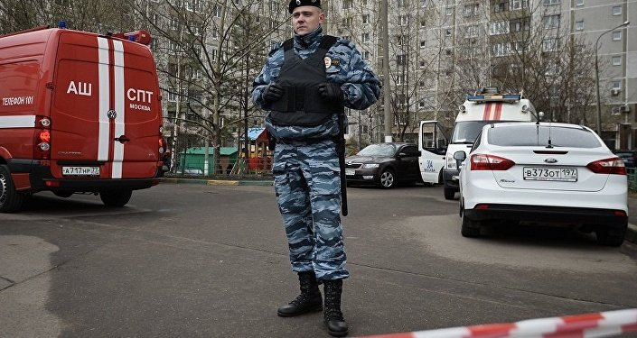 莫斯科匿名炸藥威脅均未得到證實