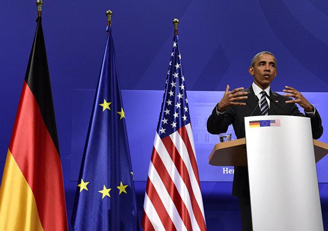 朝鲜或潜射导弹 奥巴马回应称是挑衅行为