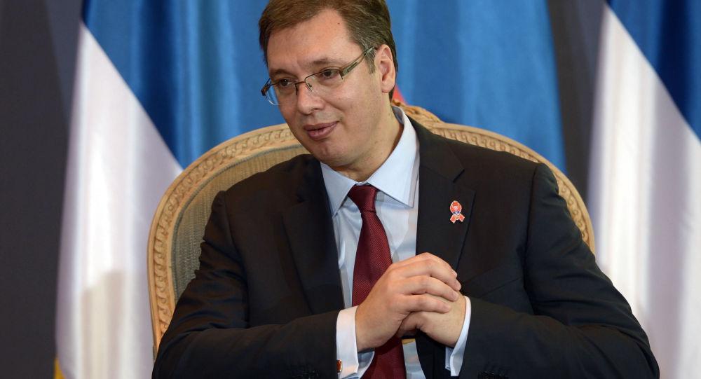 塞尔维亚总统:加入欧盟是该国外交政策的主要优先选项