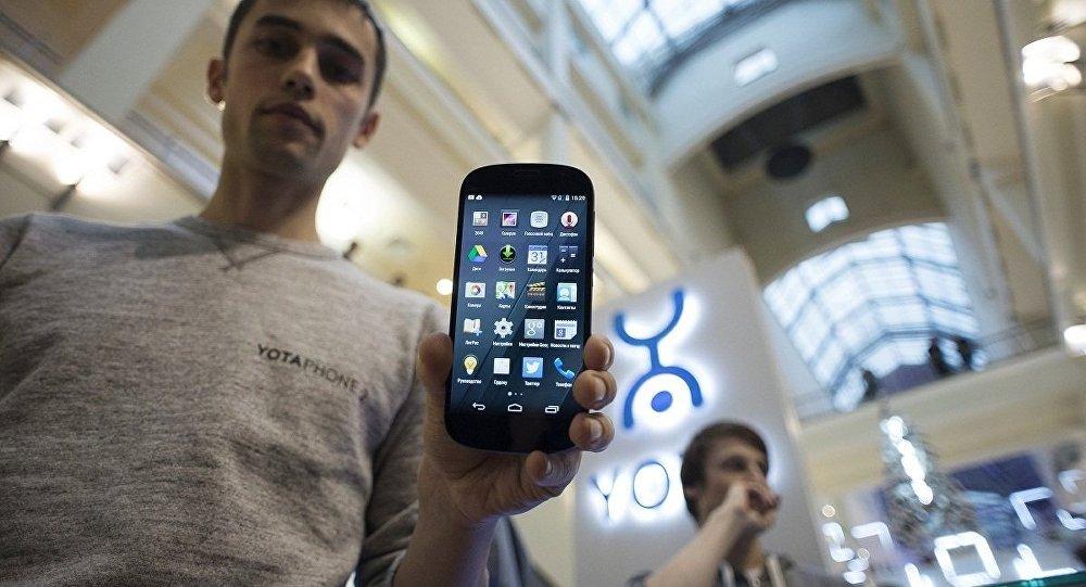 Yotaphone3将于2017年在中国发售