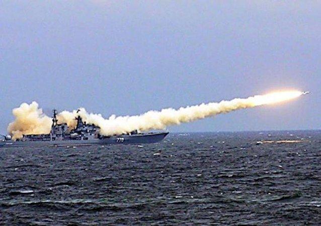 """媒体:美国导弹防御系统将难以攻破俄罗斯""""锆石""""导弹"""