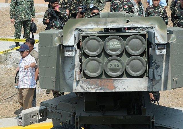 美国务院批准向芬兰出售多管火箭炮系统