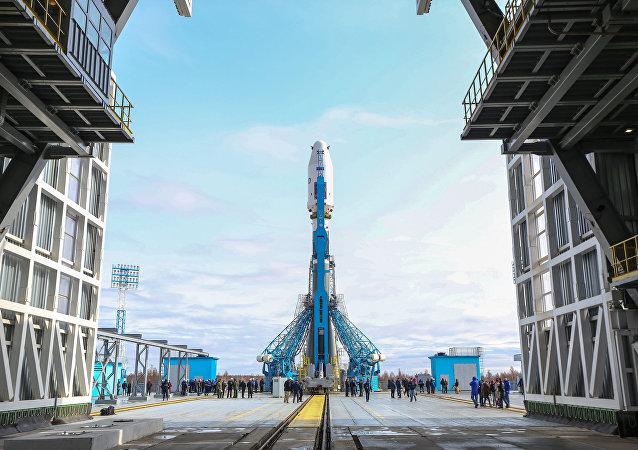 """""""联盟-2.1a""""运载火箭 (俄东方航天发射场)"""