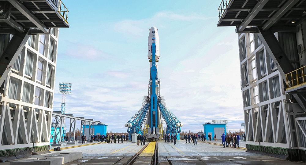 俄東方航天發射場