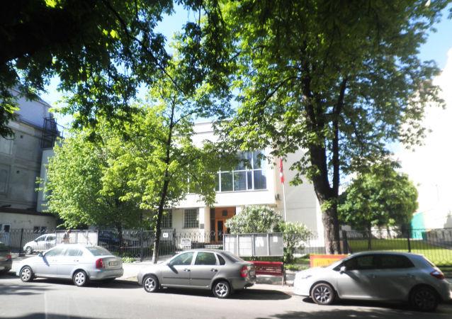 加拿大驻乌克兰大使馆
