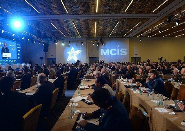 中国专家:莫斯科国际安全会议将促进地区层面的安全合作