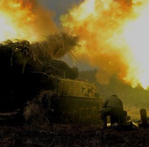 俄东部军区陆军部队2017年将举行千余场演习