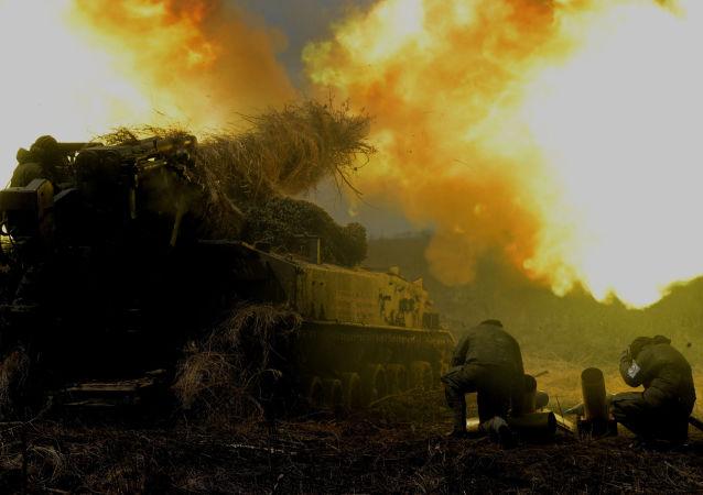 俄国防部:俄东部军区2017年将继续接受突击检查
