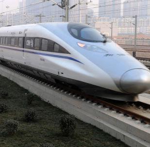 普京支持從中國途經哈薩克斯坦和俄羅斯建設鐵路幹線的倡議