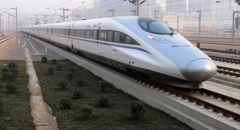 普京支持从中国途经哈萨克斯坦和俄罗斯建设铁路干线的倡议