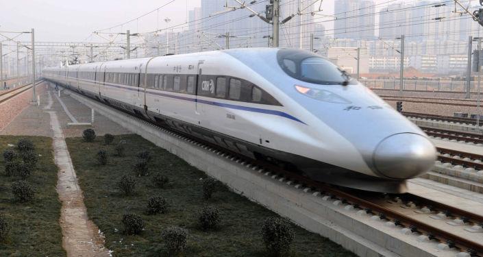 媒体:俄罗斯交通部将讨论欧亚高铁走廊建设项目预研究报告