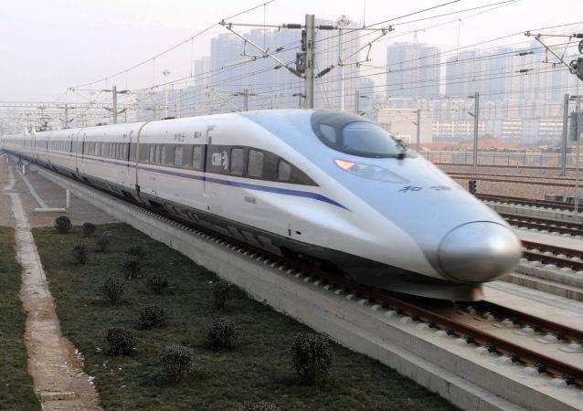 中国高铁 资料图片