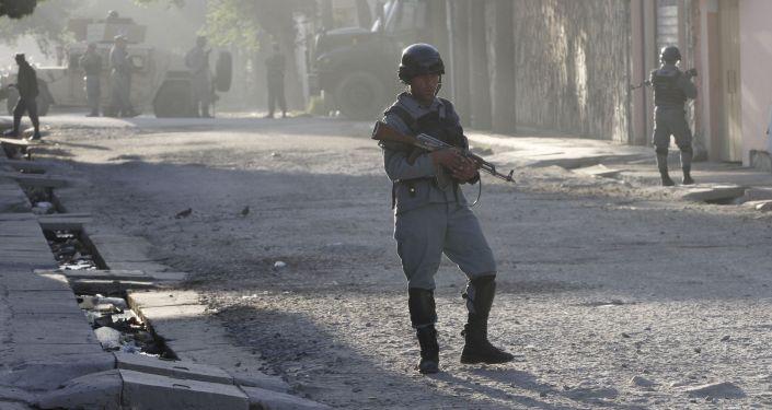 中國外交部:中方強烈譴責阿富汗首都恐怖襲擊事件